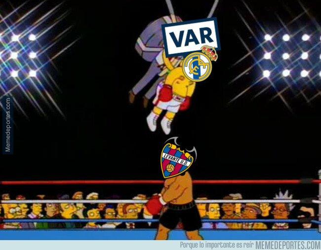 1065655 - El Madrid fue rescatado por el VAR
