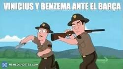 Enlace a La puntería de Vinicius y Benzema