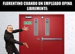 Enlace a Florentino Pérez se carga a Álvaro Benito por criticar a Casemiro y Kroos