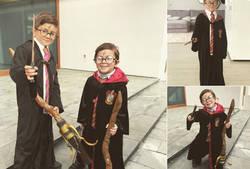 Enlace a La familia Messi no solo desprende magia en el campo