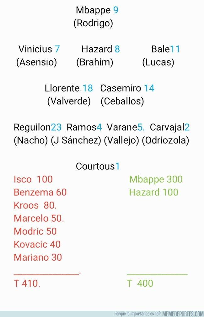 1066287 - Los deberes de Florentino tras el clásico
