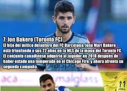 Enlace a Los 7 futbolistas españoles que jugarán esta temporada en la MLS