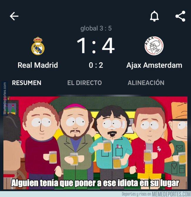 1066739 - Adiós Real Madrid