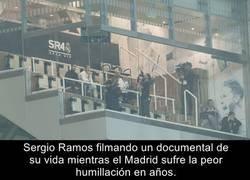 Enlace a El capitán del Real Madrid. Así no, Sergio, así no