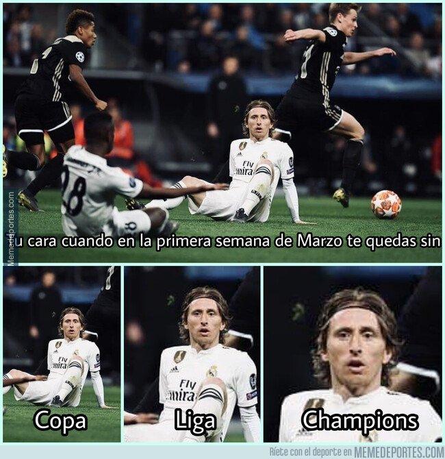 1067086 - Duro despertar del Real Madrid