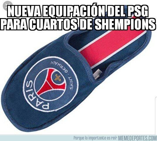 1067181 - 9-0 en la liga francesa, pero llega la Champions y...