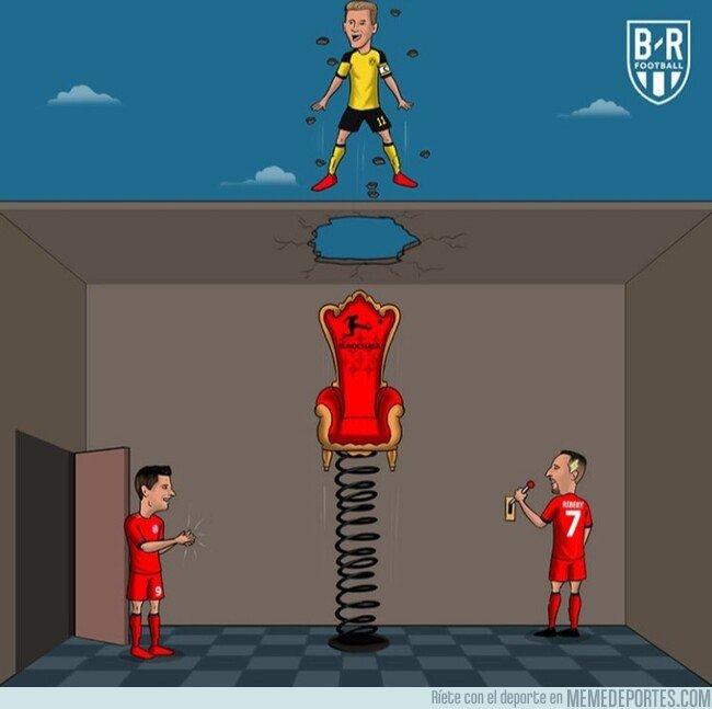 1067494 - El liderato del Dortmund saltó por los aires, por @brfootball