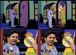 Enlace a El regreso de Zidane