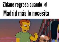 Enlace a Guardiola no quiso regresar en la 13/14