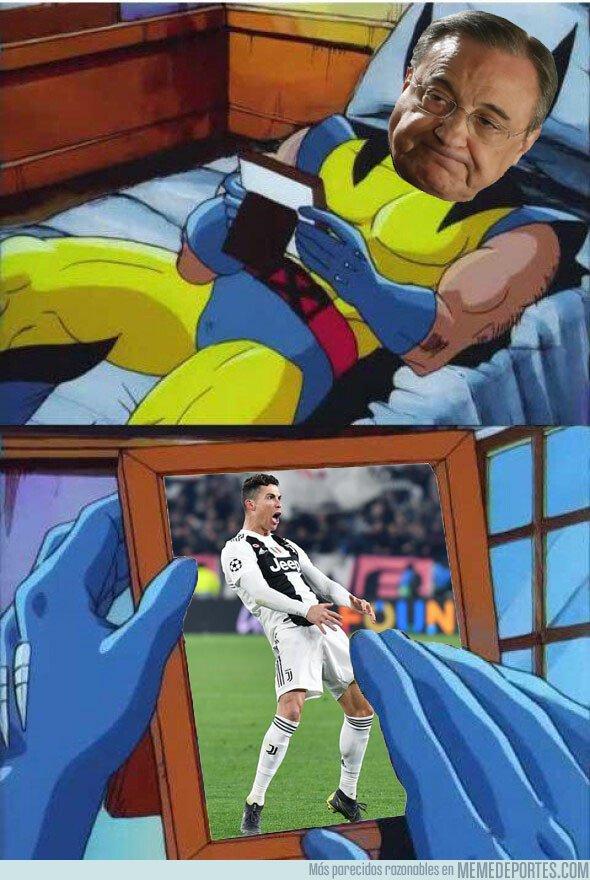 1068121 - Florentino piensa más en Cristiano que Zidane...