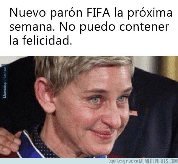 1068291 - Nueva jornada FIFA. Brace yourselves.