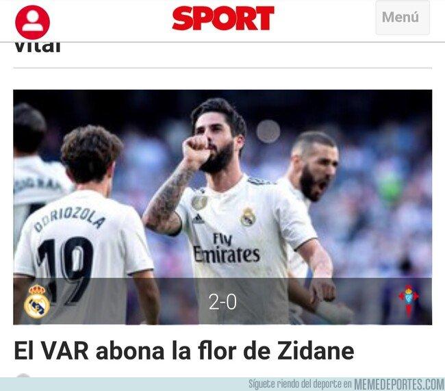 1068569 - Qué perlita de Sport, puro periodismo