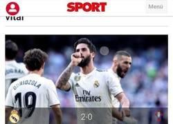 Enlace a Qué perlita de Sport, puro periodismo