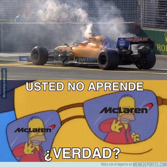 1068593 - McLaren no levanta cabeza...