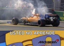 Enlace a McLaren no levanta cabeza...