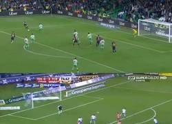 Enlace a Como un espejo. El gol que Messi le marcó al Tenerife en la 2009-10 es idéntico aéeste