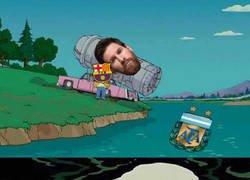 Enlace a Nunca llegan buenas noticias a Can Barça cuando Messi vuelve de la selección