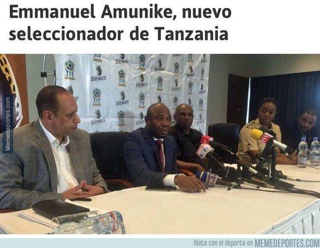 1069307 - ¿Para cuando un España vs Tanzania? Un padre vs hijo