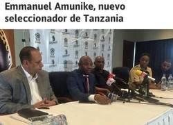 Enlace a ¿Para cuando un España vs Tanzania? Un padre vs hijo