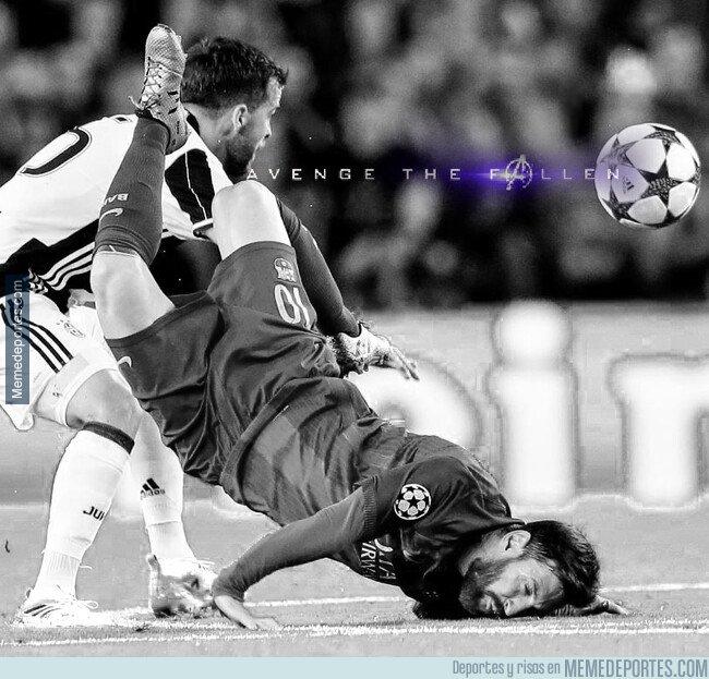 1069667 - Avenge The Fallen Messi Edition