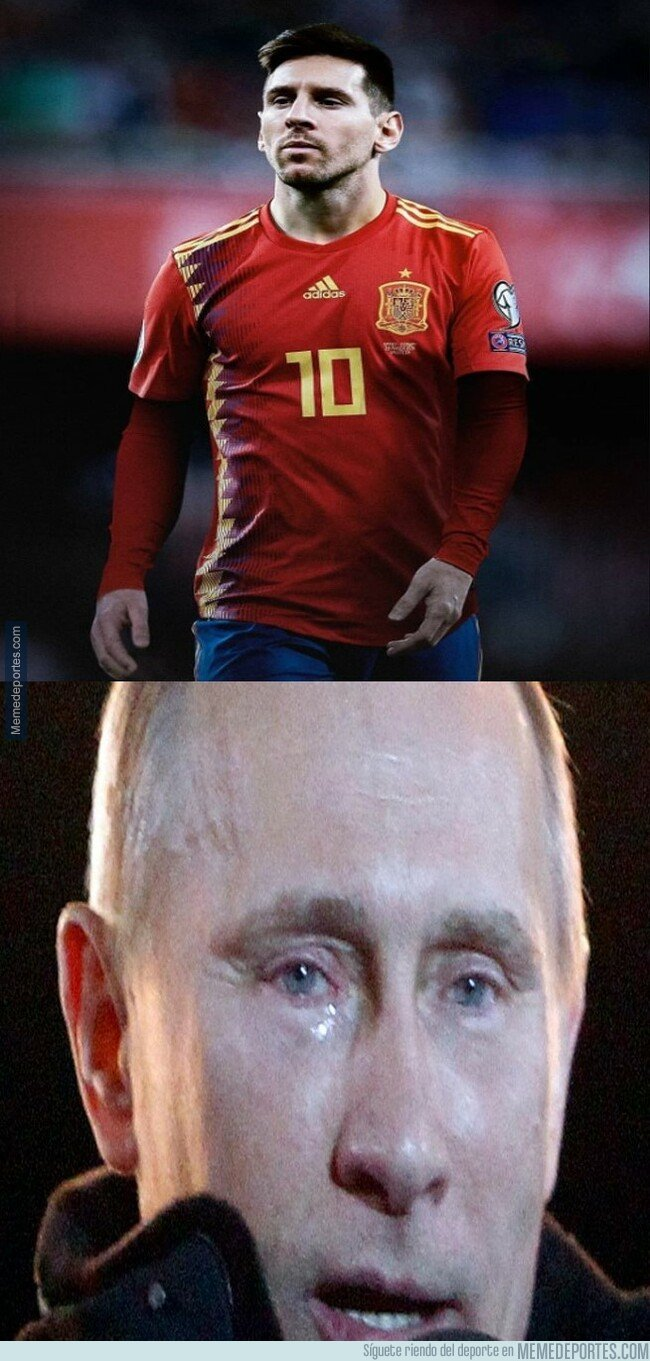 1069816 - La historia que pudo emocionar a Putin