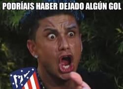 Enlace a El Atlético ahora se hincha a goles