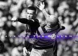 Enlace a Un caído en el Celtic-Rangers
