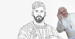 Enlace a Cuando al Papa le preguntas si Messi es Dios