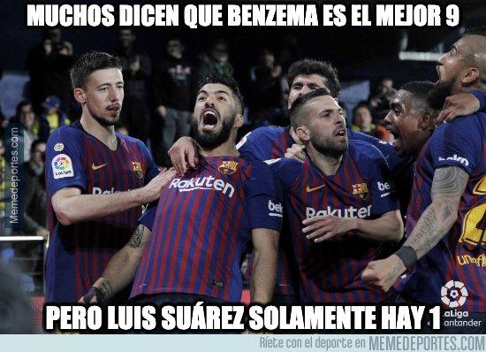 1070132 - Luis Suárez salva al Barça