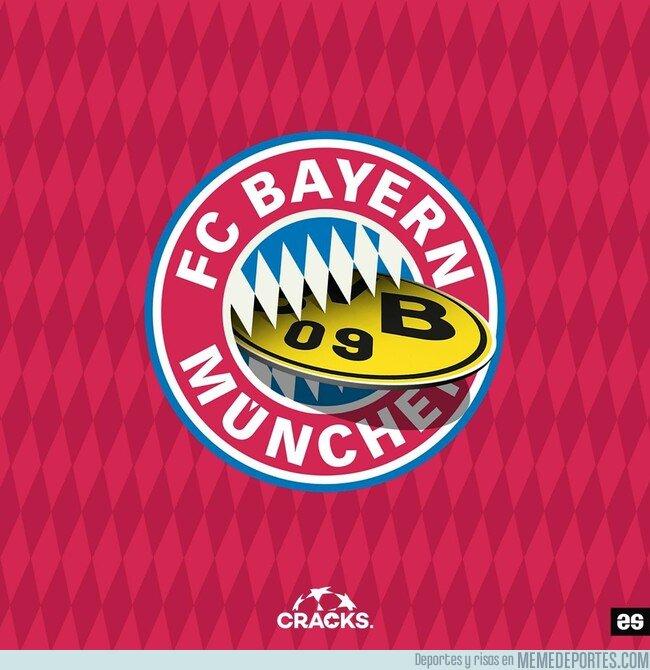 1070547 - El Bayern se comió al Dortmund