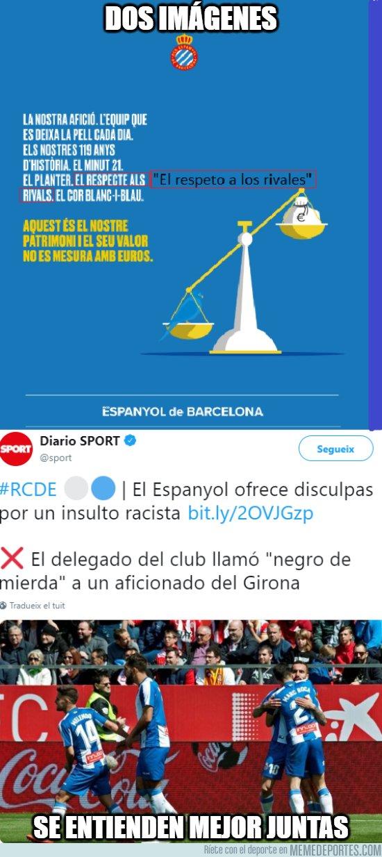 1070757 - Los valores del Espanyol, en horas bajas
