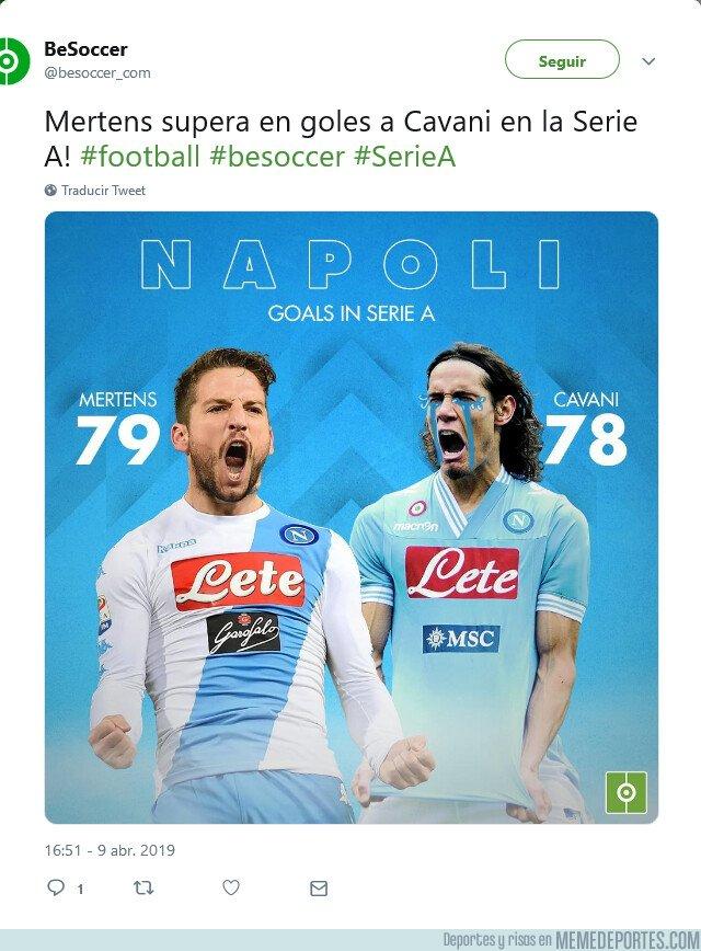 1070878 - Máximo Goleador del Napoli