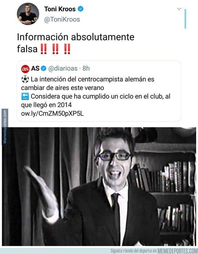 1071215 - Una vez más, vemos la pasta de la que está hecha el periodismo deportivo español