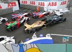 Enlace a Los Simpson ya predijeron la montonera en la Formula E, por @stefifm