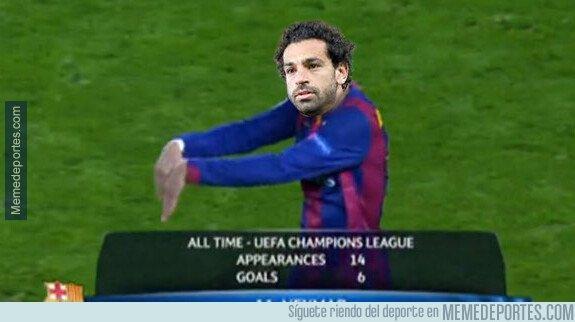1071390 - Mientras tanto Salah contra el Chelsea