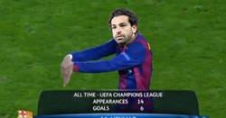 Enlace a Mientras tanto Salah contra el Chelsea