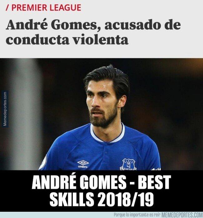 1071550 - André Gomes está dejando destellos de calidad en la Premier