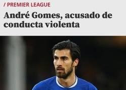 Enlace a André Gomes está dejando destellos de calidad en la Premier