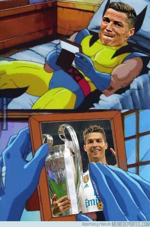 1071783 - Lo siento Cristiano, pero con el Real Madrid ganaste la última Champions de tu carrera