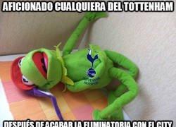 Enlace a El Tottenham tuvo que sufrir de lo lindo para pasar