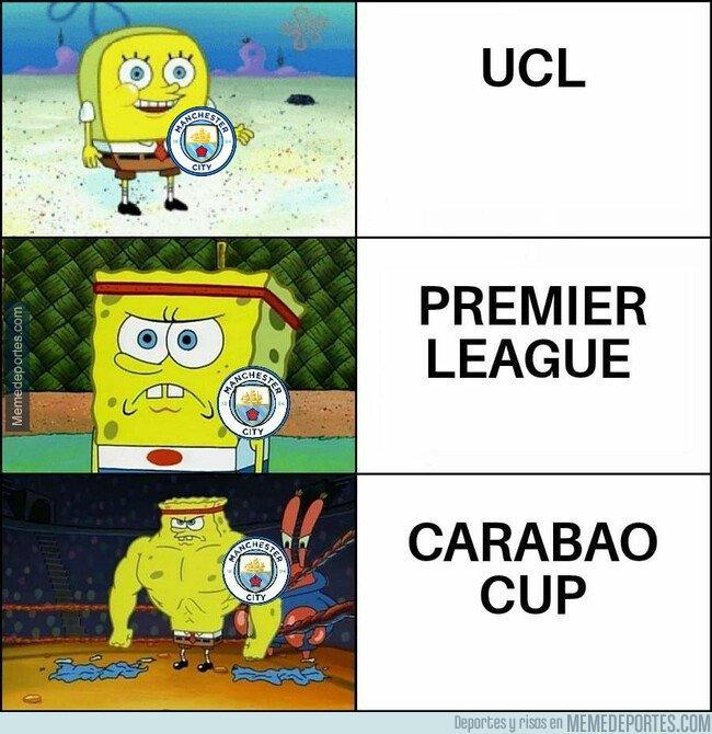 1071920 - El City y su selección de copas