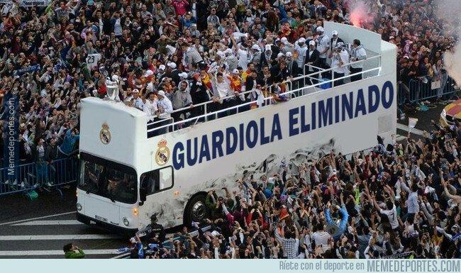 1071927 - Quien diga que los del Madrid no celebrarán nada, es que todavía no lo han entendido