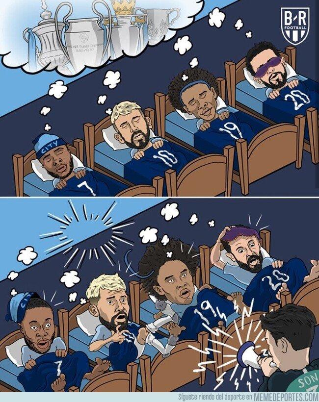 1071947 - Los Spurs hicieron despertar a los citizens, por @brfootball