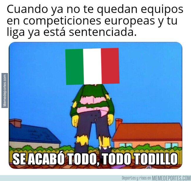 1072072 - En Italia se les ha acabado el fútbol