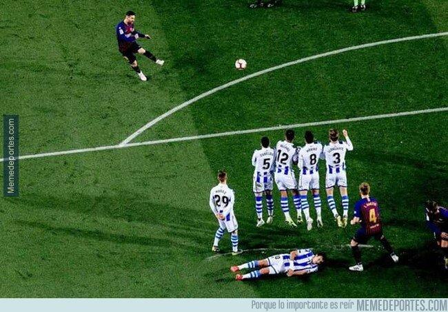 1072311 - Efecto Messi, ¿lo volveremos a ver hoy?