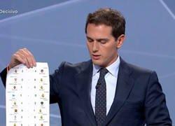 Enlace a Rivera con la lista de derrotas del Madrid esta temporada