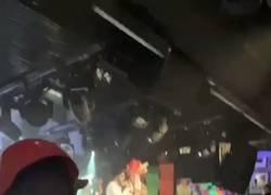 Enlace a Higuaín disfrazado de Elvis bailando reggaeton es lo último que quería ver