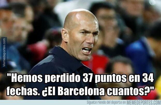 1072595 - Los números de los que debería hablar Zidane