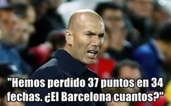 Enlace a Los números de los que debería hablar Zidane