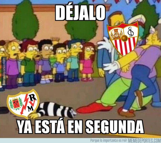 1072609 - El Sevilla pasó por encima de un desahuciado Rayo